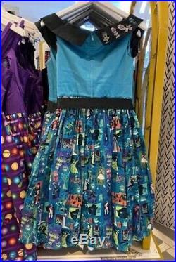 Disney Parks The Dress Shop Haunted Mansion Dress Adult Size