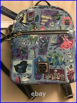 Disney Parks The Haunted Mansion Backpack Dooney & Bourke New IN STOCK