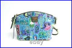 Disney Parks The Haunted Mansion Crossbody Bag Dooney & Bourke New IN STOCK