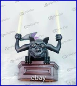 Disney Parks The Haunted Mansion Gargoyle Light Up Figurine