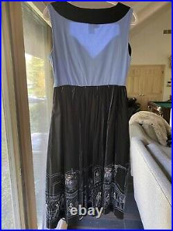 Disney The Dress Shop Haunted Mansion Dress Large rare Retired