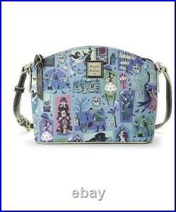 Disney The Haunted Mansion Crossbody Bag by Dooney & Bourke Purse Handbag