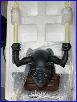 Disney The Haunted Mansion Light-Up Gargoyle Figure 14 1/2 Statue New 2021