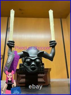 Disney The Haunted Mansion Light Up Gargoyle Figurine