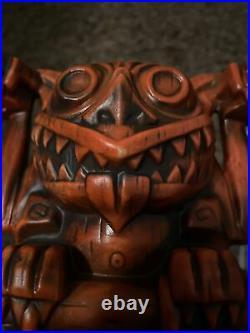Disney Trader Sam's Gargoyle Tiki Mug Haunted Mansion Limited Edition. See Info