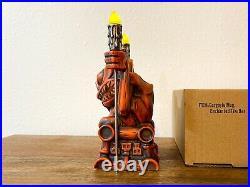 Disney Trader Sam's Haunted Mansion Gargoyle Tiki Mug Limited 1st Edition