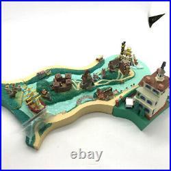 Disneyland California TOM SAWYER ISLAND HAUNTED MANSION Diorama Miniature Parts