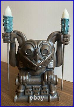 Disneyland Club 33 Haunted Mansion Gargoyle Tiki Mug Rare New Disney