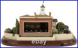 Disneyland Haunted Mansion with 3 scenes Olszewski BRAND NEW