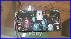 Dooney & And Bourke Disney Haunted Mansion Wallet