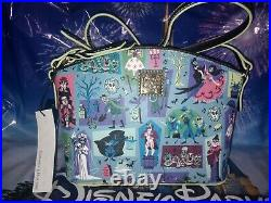 Dooney & Bourke Disney Haunted Mansion Crossbody Bag Purse 2020 Exact Placement