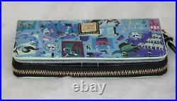 Dooney & Bourke Disney Haunted Mansion Wallet Wristlet EXACT Purse SHIPS FAST