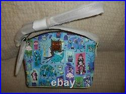 Dooney & Bourke Haunted Mansion Crossbody Bag Nwt New