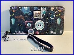 Dooney & Bourke Haunted Mansion Wallet/Wristlet