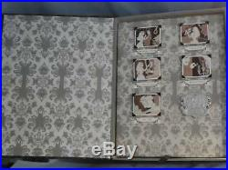 FRIDAY The 13th WEDDING ALBUM HAUNTED MANSION WDW Disney 6 PINs LE 500 BOXED SET