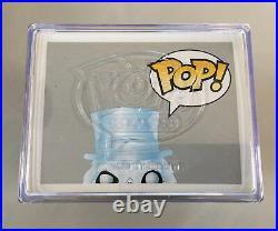 Funko Pop Hatbox Ghost SDCC Glow Exclusive Disneys Haunted Mansion LE 1,000 pcs