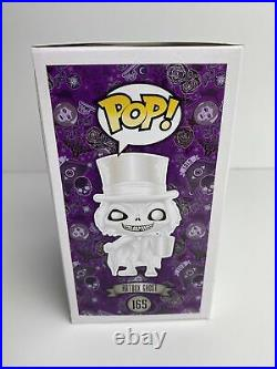 Funko Pop! Haunted Mansion Hatbox Ghost #165 Disney Parks Exclusive Vaulted