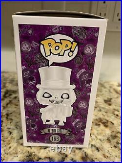 Funko Pop Haunted Mansion Hatbox Ghost Vinyl Figure #165 Disney Park Exclusive
