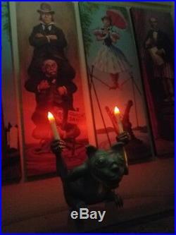HUGE Haunted Mansion GARGOYLE Disneyland
