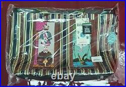 Harveys Disney Haunted Mansion Vertical Streamline Tote IN HAND! READY TO SHIP