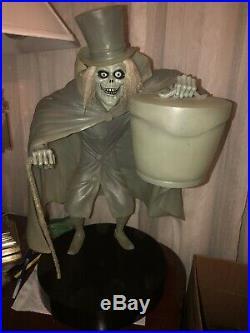 Hatbox Ghost Big Fig Disney's 50th Anniversary Haunted Mansion