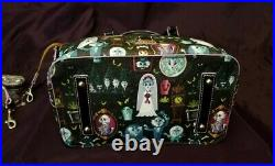 Haunted Mansion Dooney Bourke Satchel Disney Park Exclusive 2019 NEW with Tags