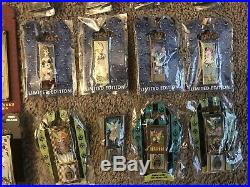 Haunted Mansion Stretching Portrait Disney Pin Lot WDI HTF LE FIRST RELEASE RARE