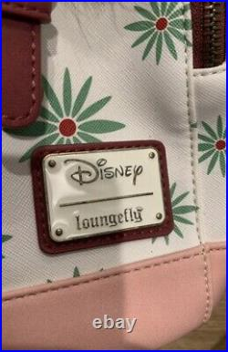 Loungefly Haunted Mansion 50th Anniversary Tightrope Walker Backpack! Very Rare
