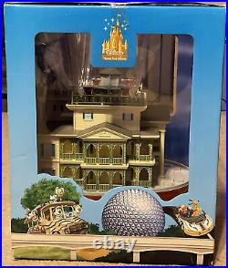MINT IN BOX Disney Haunted Mansion Monorail Playset Box in excellent condition