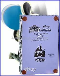 NEW Disney Parks Haunted Mansion Hatbox Ghost Jim Shore Figurine with Box IN HAND