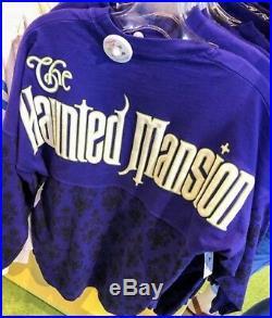 NEW Haunted Mansion Spirit Jersey Walt Disney World Exclusive Size 2XL XXL