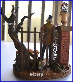 NEW IN BOX Disney Haunted Mansion Caretaker Figure VHTF