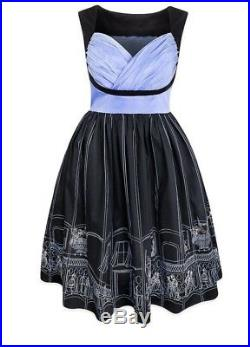 NWT Disney Parks Womens Dress Her Universe Haunted Mansion Ballroom ALL SIZES