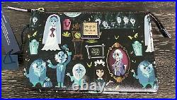 NWT Haunted Mansion Dooney and Bourke Crossbody