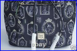NWT & Sealed Disney Dooney And Bourke Haunted Mansion Backpack Portraits