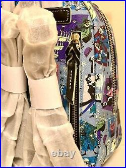 New! Disney Parks 2020 Dooney & Bourke Haunted Mansion Backpack In Hand