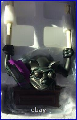 New Disney Parks Haunted Mansion Gargoyle Light Up Figurine Statue