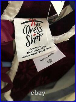 New Disney Parks The Dress Shop HAUNTED MANSION TIGHTROPE GIRL Dress Ballerina