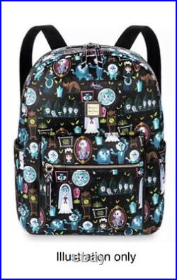 New NWT Disney Dooney & Bourke Haunted Mansion Backpack Nylon