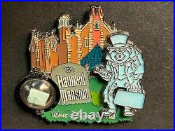 Piece Disney History 2006 The Haunted Mansion Phineas LE 2500 Disney Pin 43302