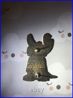 Stitch and Lilo Haunted Mansion attraction Cast Member LE 300 RARE Pin Set