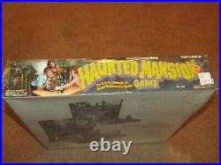 The Haunted Mansion Lakeside Board Game Vintage 1970's Disney 1975 Sealed Price
