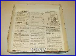 The Haunted Mansion Lakeside Board Game Vintage Complete 1970's Disney Doombuggy