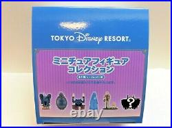 Tokyo Disneyland Exclusive Figures set Haunted Mansion Halloween