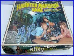 VTG Lakeside Disney Haunted Mansion Game Doombuggy Complete 1975