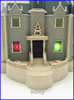 Vintage Disney Haunted Mansion Monorail Playset with Hitchhiking Ghosts RARE