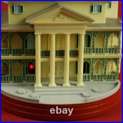 Vintage Disneyland Haunted Mansion Light Up Talking Playset Disney