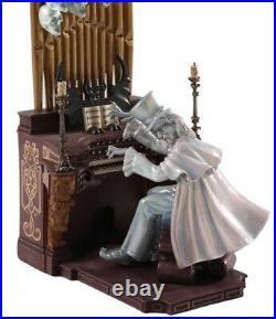 WDCC Spirited Entertainer Haunted Mansion Organ Player Disneyland LE 45/500