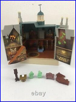 Walt Disney World Haunted Mansion Monorail Playset With Extras Tested Working